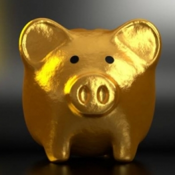 황금 돼지