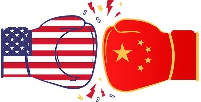 또 다시 갈등이 커지고 있는 미국과 중국, 사진참조 : pixabay