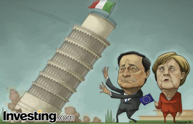 이탈리아 정치에 투자자 우려